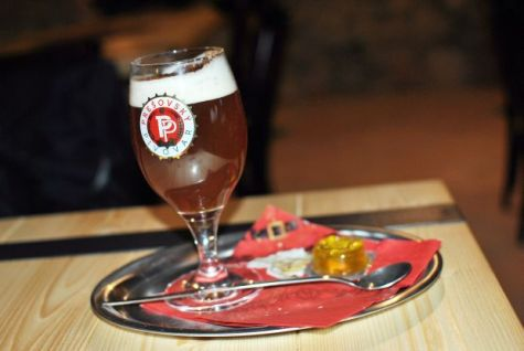 Presovsky pivovar Horuce pivo