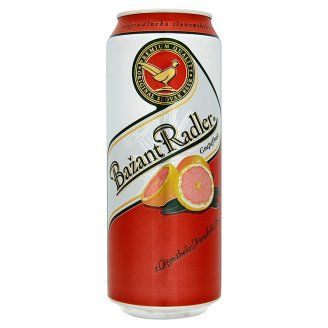 12. Bažant Radler Grapefruit