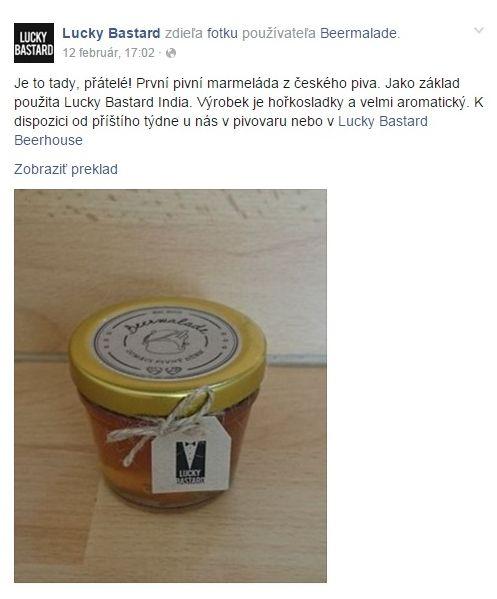Beermalade Facebook
