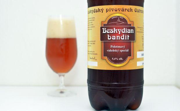 Beskydský pivovárek - Beskydský Bandit