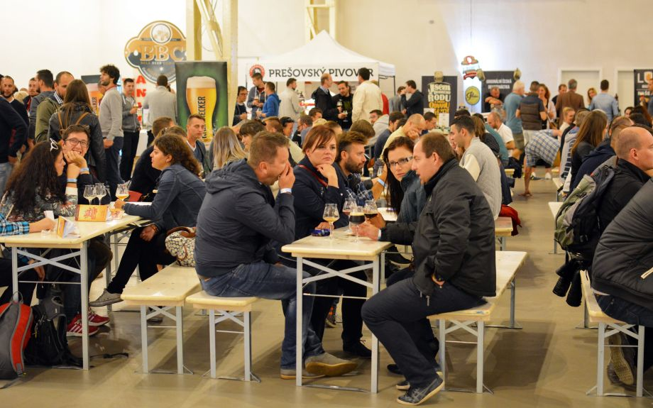 Bratislavský Salón Piva: Chorváti, kyseláče aj nový rekord