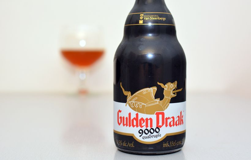 Belgická klasika, ktorá zahreje (Gulden Draak 9000 Quadruple)