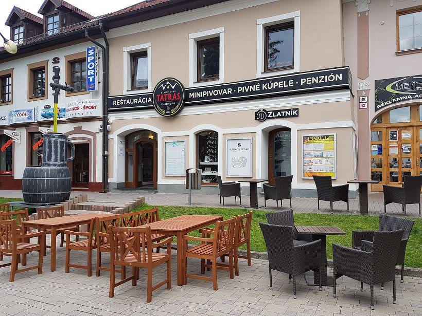 Pivovar Tatras: Podnik, ktorý sa oplatí navštíviť