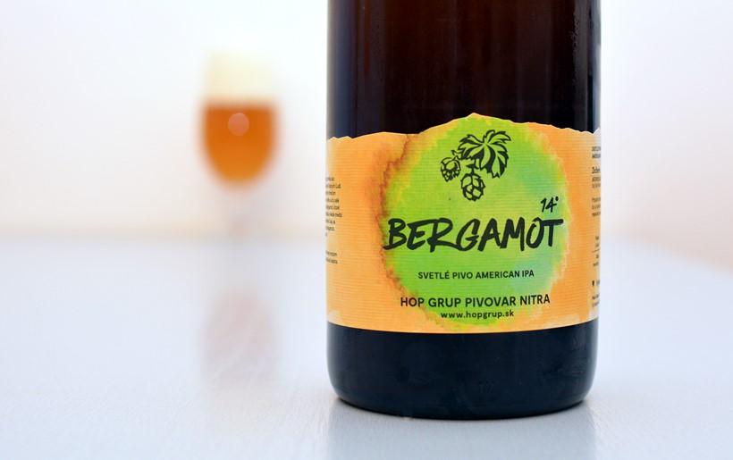 Spolupráca pivovaru a čajovne (Bergamot)