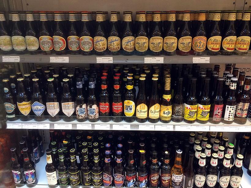 Do Bratislavy doniesli svetové pivo. Dnes ich však nenájdete