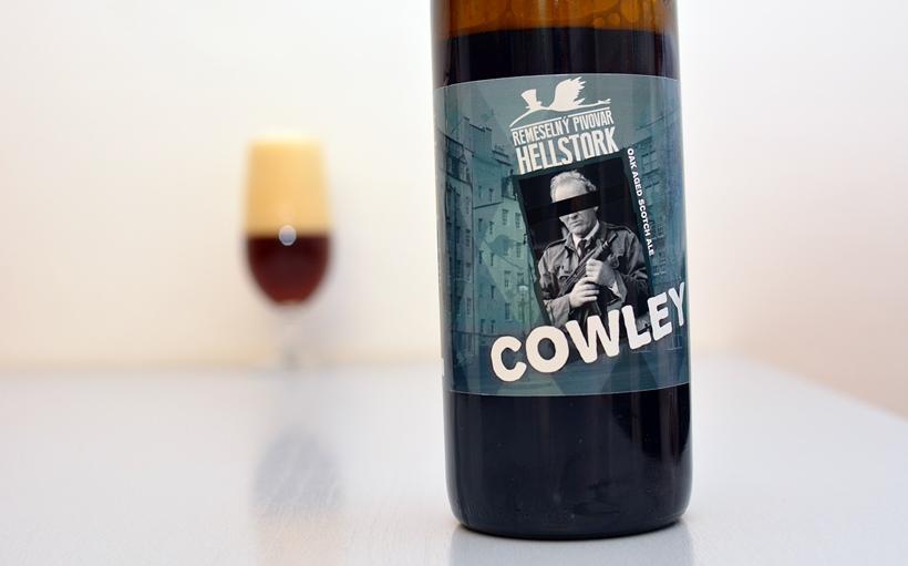 Keď na Myjave varia škótske pivo (Cowley)