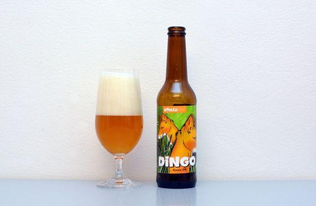 Nomád, Dingo, IPA,