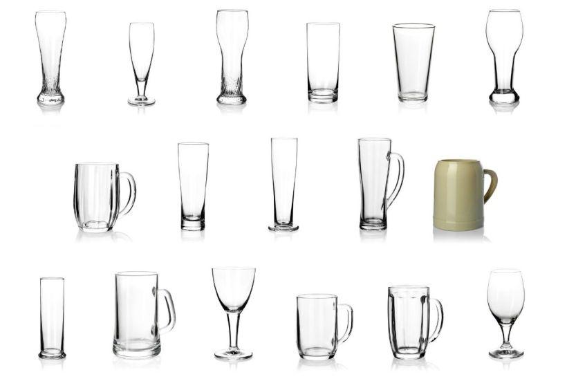Pivné poháre pre podnik či pivovar. Ako ich objednať?