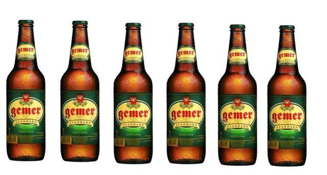 Gemer, Heineken, pivo,