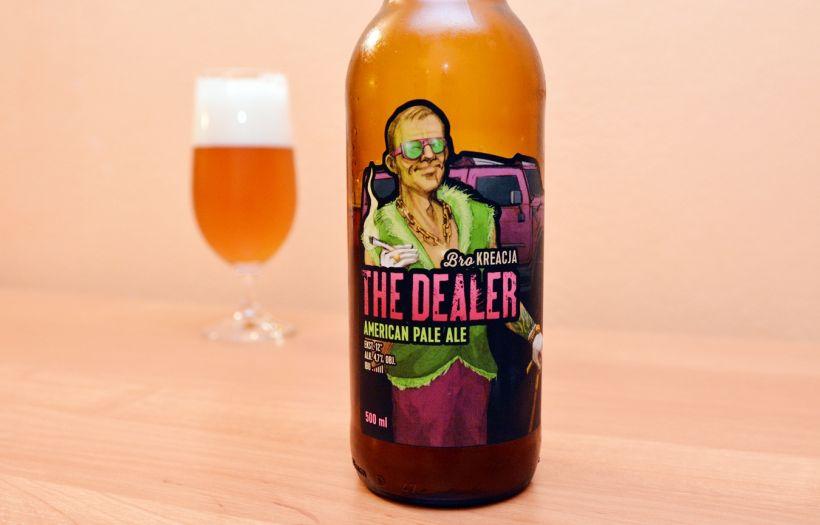 Keď díler ponúka voňavý a osviežujúci produkt (The Dealer)