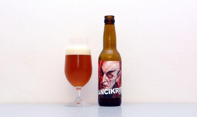 Hellstork, IPA, Ancikrist, pivo, recenzia