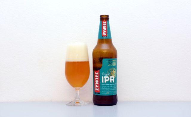 Sesyjne IPA, Browar Żywiec, IPA, poľské pivo