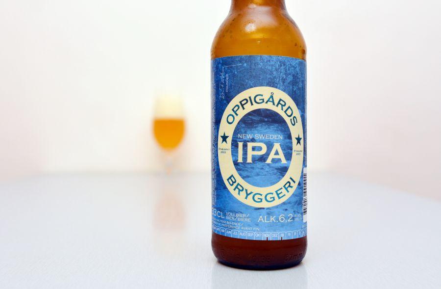 Keď Švédi varia módnu verziu piva (New Sweden IPA)