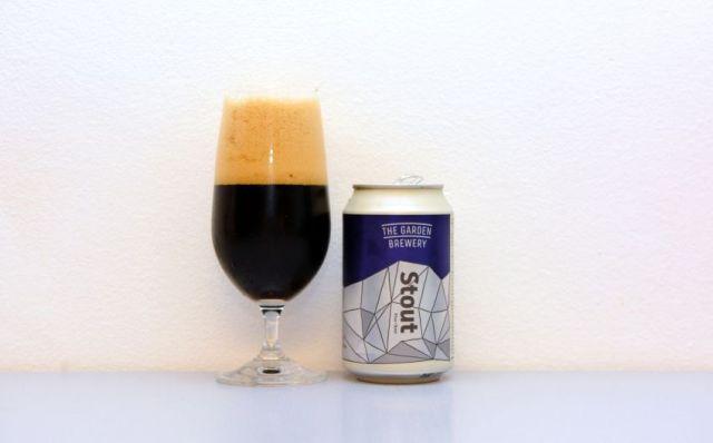 The Garden Brewery, Stout, chorvátske pivo,