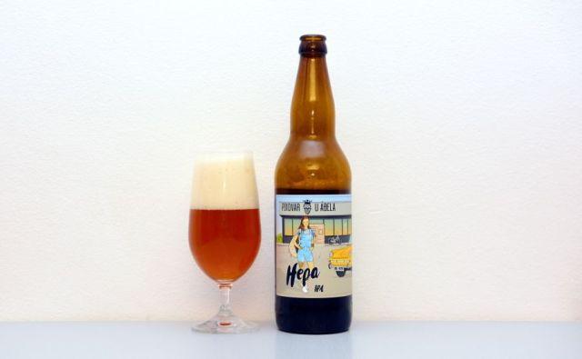 U Ábela, Hepa IPA, IPA, račianske pivo