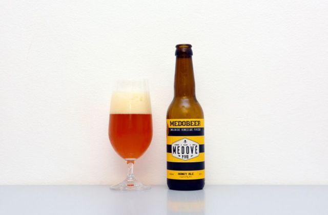 Medobeer, Včelco, medové pivo, Honey Ale