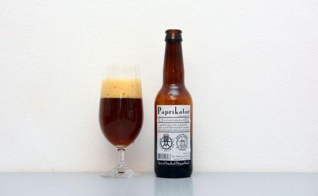 Paprikator, De Molen, Doppel Bock, holandské pivo