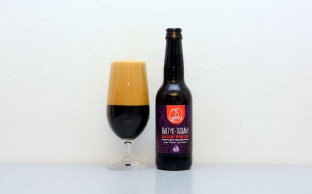 8 Wired Brewing, Browar Pinta, Porter, Nový Zéland