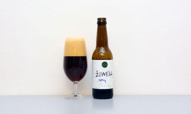 ŽiWell, OakRey, IPA, India Pale Ale