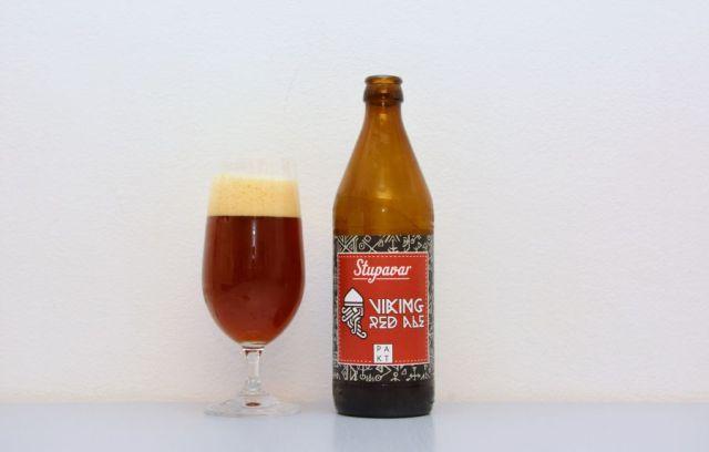 Viking, Maroma, Red Ale, Stupaavr, recenzia piva
