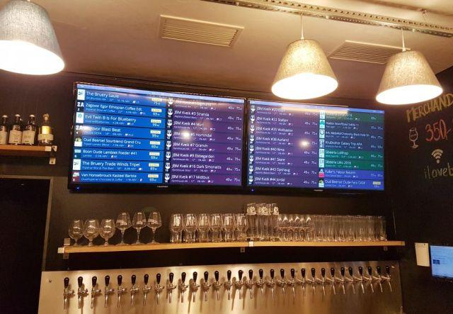 BeerGeek Bar, ponuka piva, pivo, Praha, podnik