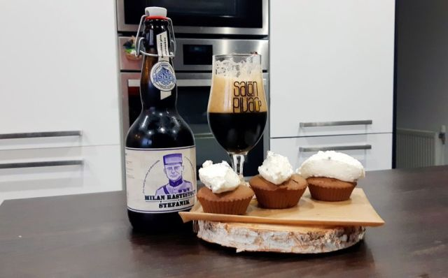 SNP, muffiny, recept, Punková kuchyňa