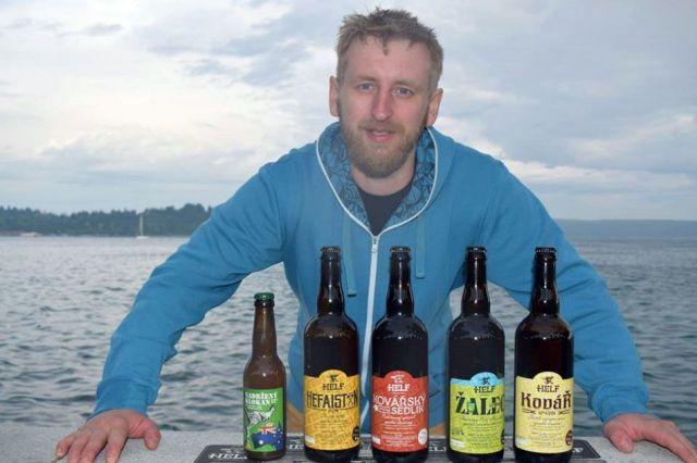 súťaž, Beer Cup, degustačný súťaž, Wywar, Brut IPA, Richard Vetyška, Vety
