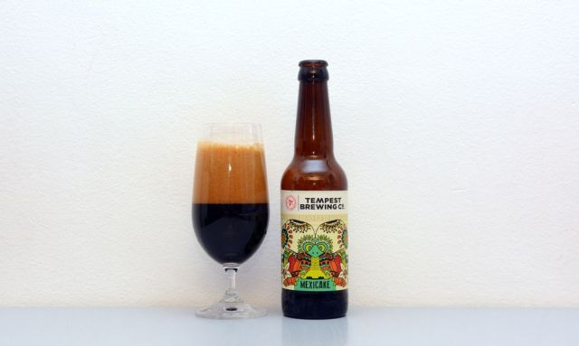 Tempest Brewing, Mexicake, Stout, Imperial Stout, pivo s čili, škótske pivo
