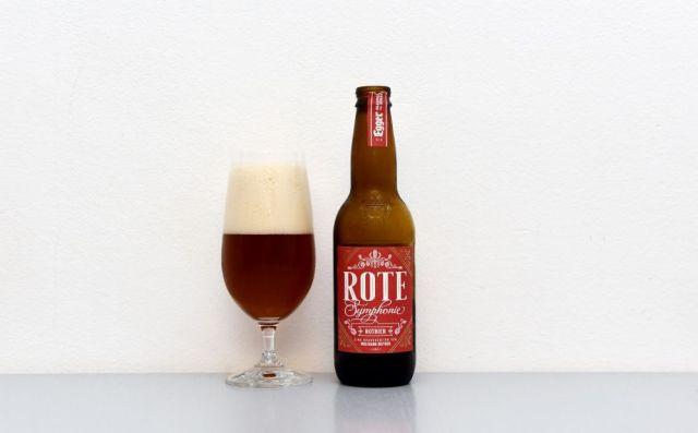 Rote Symphonie, Die Egger, ležiak, polotmavý ležiak, rakúske pivo, test piva, recenzia piva
