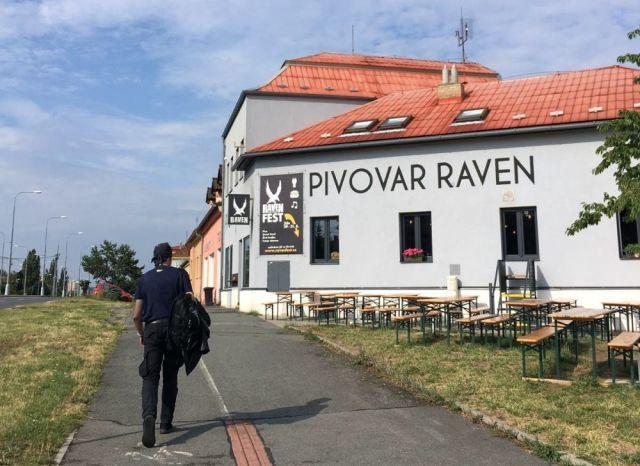 Pivovar Raven, Plzeň, pivovar