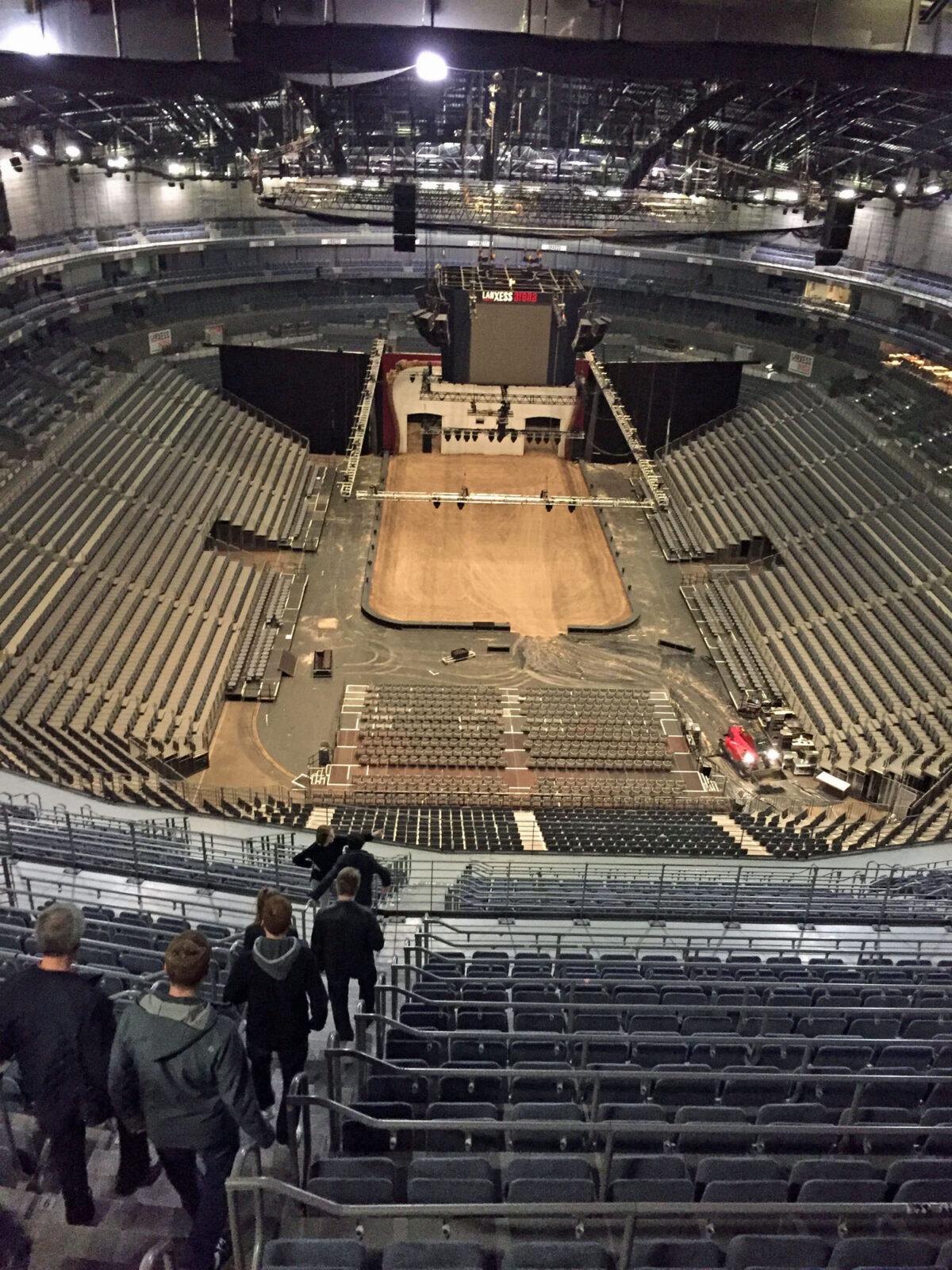 Köln Lanxess Arena Plätze