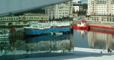 Architektur in Oslo