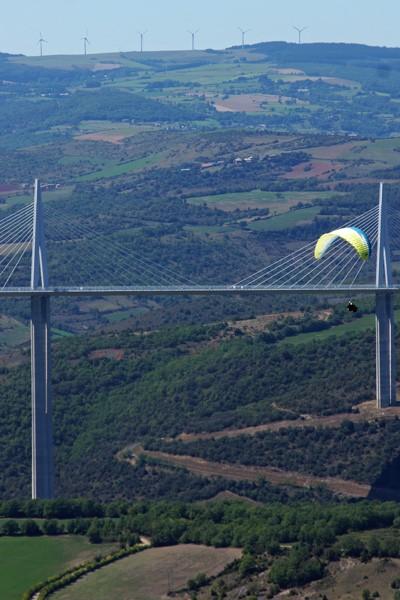 Brücke in Millau