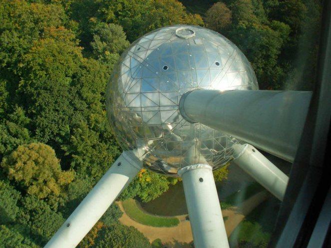 Ausblick: Atomium