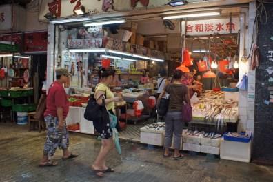 Hongkong authentisch