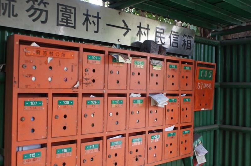 Auf dem Heritage Trail in Hongkong