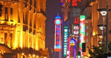 Einkaufen in Shanghai