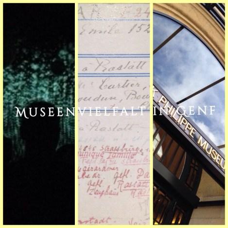 Museen in Genf