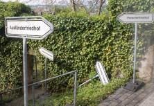 Das Museum in Kassel ist sehr kreativ
