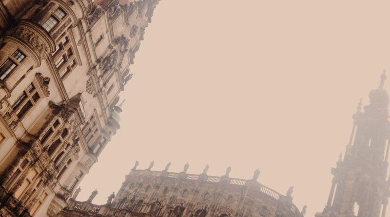 Dresden im Regen