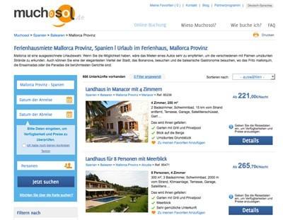 Screenshot Mucho Sol