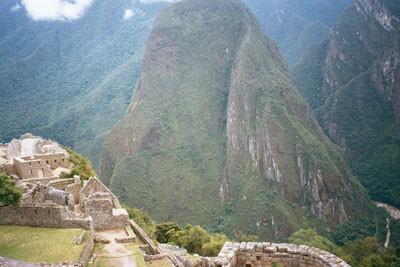 Ohne Touristenmassen: Machu Picchu