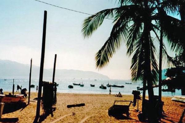 Acapulco: Am Strand
