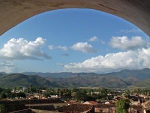 Trinidad: Blick vom Kirchturm