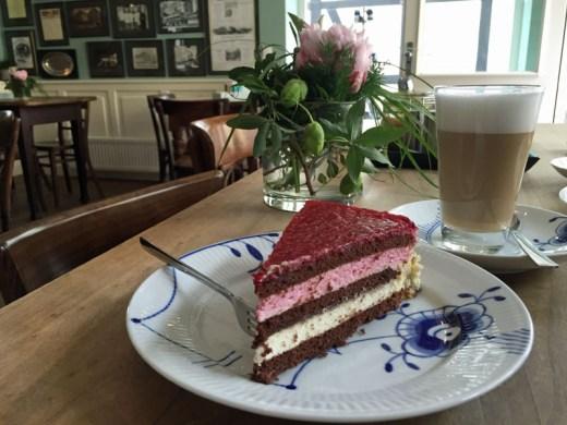 Kuchen im Kontor und Kaffeehaus