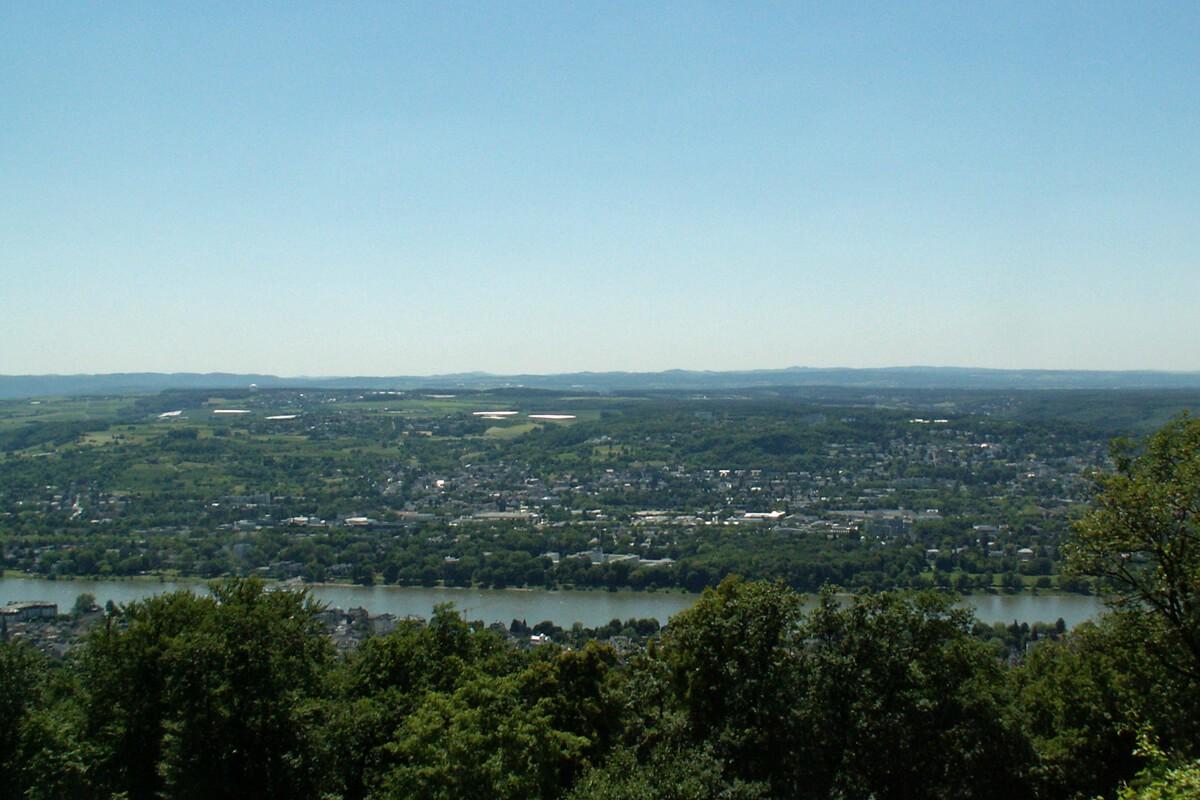 Rheinromantik und Wochenendausflug nach Königswinter
