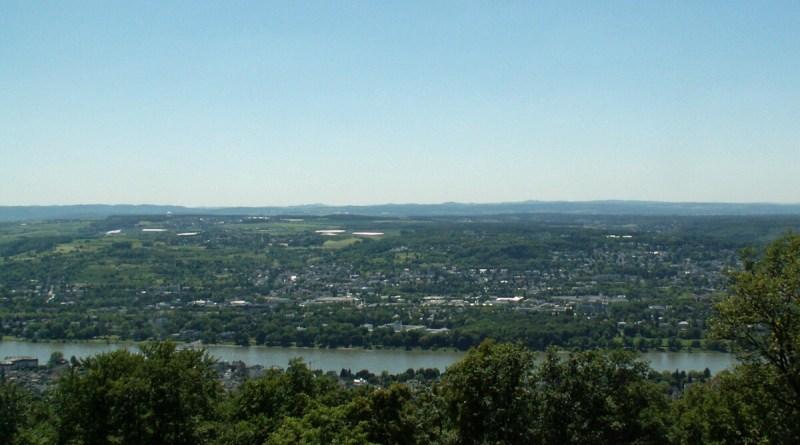 Der Rhein und vielleicht auch Romantik