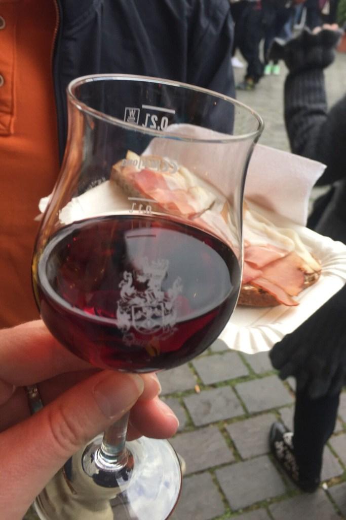 Wein und Brot