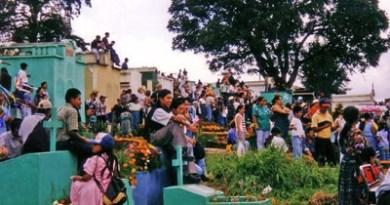 Antigua an Allerheiligen
