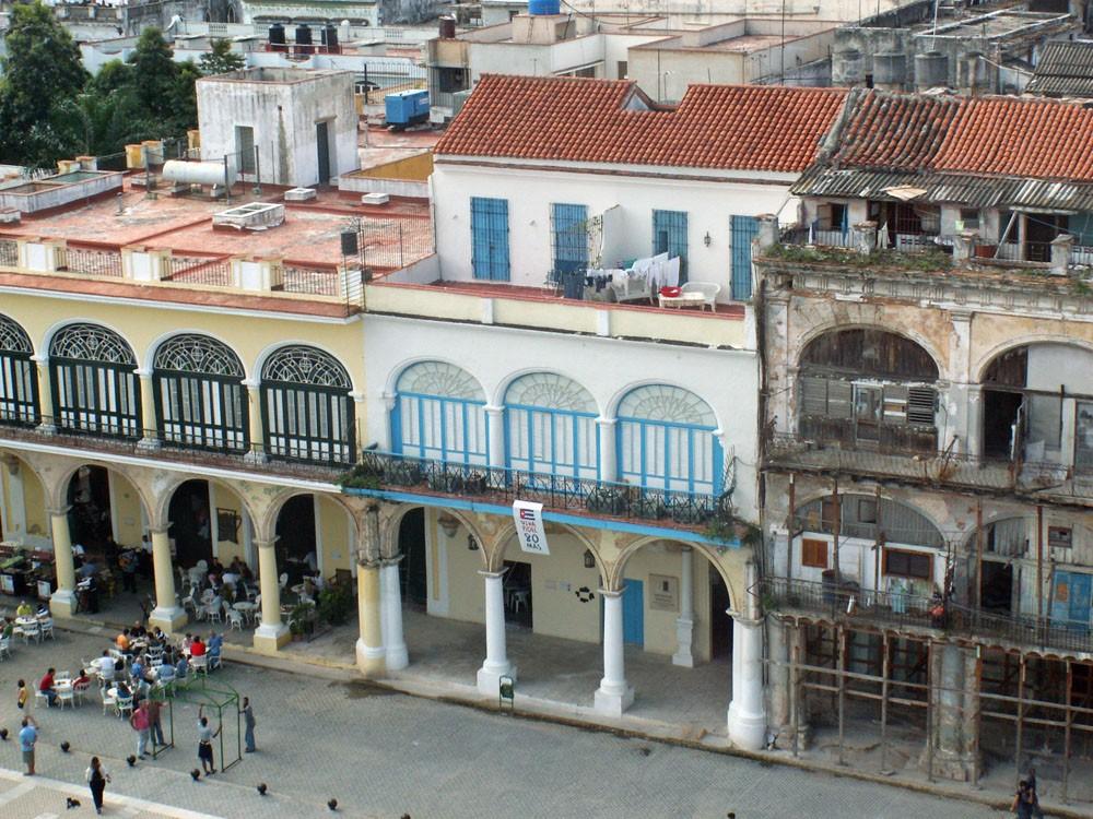 Havanna: die Altstadt